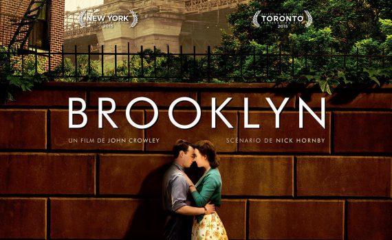 """Affiche du film """"Brooklyn"""""""