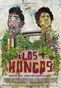 """Affiche du film """"Los Hongos"""""""