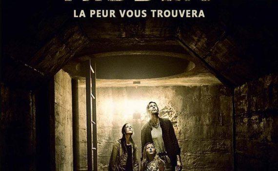 "Affiche du film ""Hidden"""