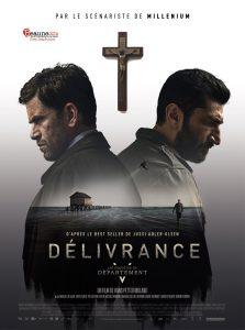 """Affiche du film """"Les Enquêtes du département V : Délivrance"""""""