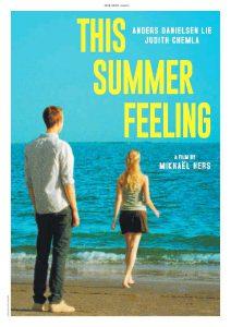 """Affiche du film """"Ce sentiment de l'été"""""""
