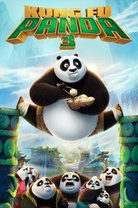 """Affiche du film """"Kung Fu Panda 3"""""""