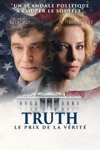 """Affiche du film """"Truth : Le Prix de la Vérité"""""""