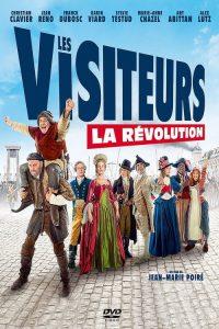"""Affiche du film """"Les Visiteurs - La Révolution"""""""