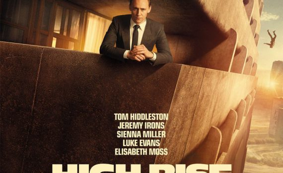 """Affiche du film """"High-Rise"""""""