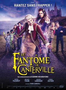 """Affiche du film """"Le Fantôme de Canterville"""""""