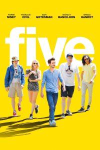 """Affiche du film """"Five"""""""
