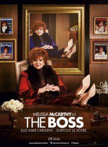 "Affiche du film ""The Boss"""