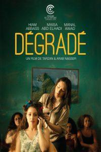 """Affiche du film """"Dégradé"""""""