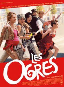 "Affiche du film ""Les Ogres"""