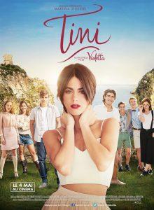 """Affiche du film """"TINI - La nouvelle vie de Violetta"""""""