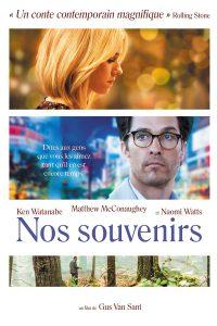 """Affiche du film """"Nos souvenirs"""""""