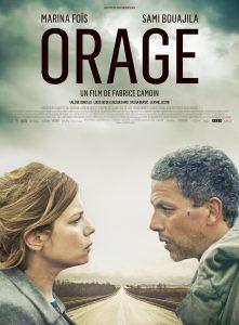"""Affiche du film """"Orage"""""""