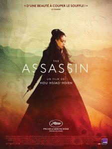 """Affiche du film """"The Assassin"""""""