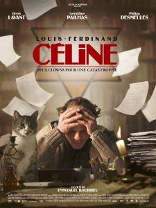 "Affiche du film ""Louis-Ferdinand Céline"""