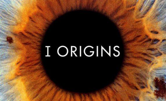 "Affiche du film ""I Origins"""