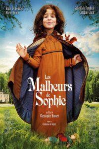 """Affiche du film """"Les Malheurs de Sophie"""""""