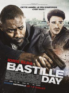 "Affiche du film ""Bastille Day"""