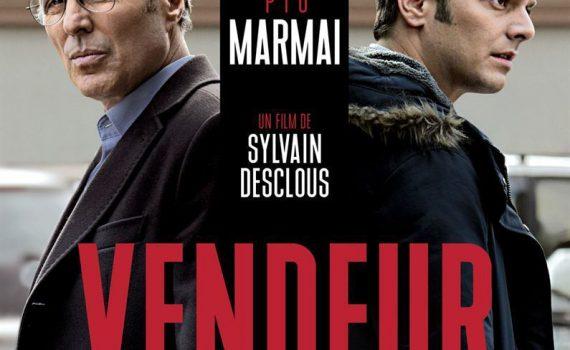 """Affiche du film """"Vendeur"""""""