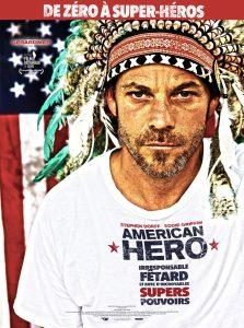 """Affiche du film """"American Hero"""""""