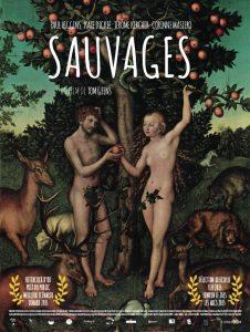 """Affiche du film """"Sauvages"""""""