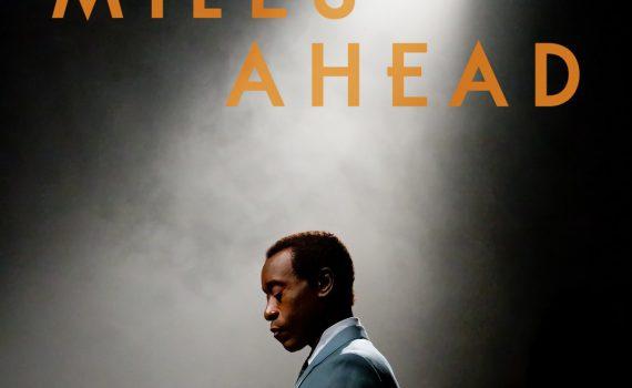 """Affiche du film """"Miles Ahead"""""""