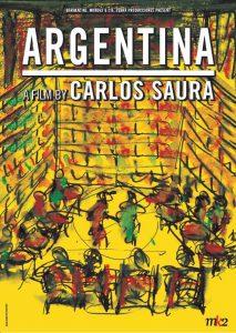 "Affiche du film ""Zonda: folclore argentino"""