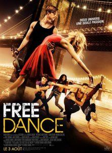 "Affiche du film ""Free Dance"""