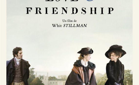 """Affiche du film """"Love & Friendship"""""""