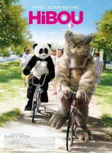 "Affiche du film ""Hibou"""