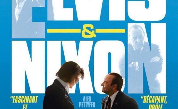 "Affiche du film ""Elvis & Nixon"""