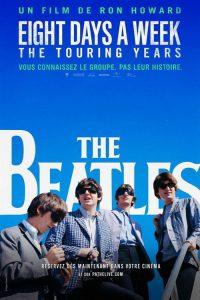 "Affiche du film ""The Beatles: Eight Days a Week"""