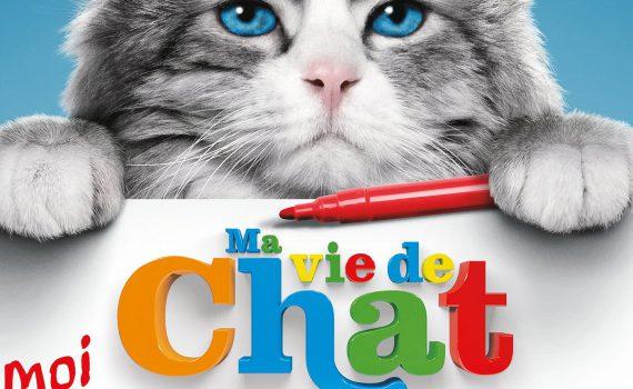 """Affiche du film """"Ma vie de chat"""""""