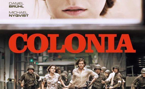 "Affiche du film ""Colonia"""