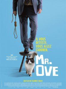 "Affiche du film ""Mr. Ove"""