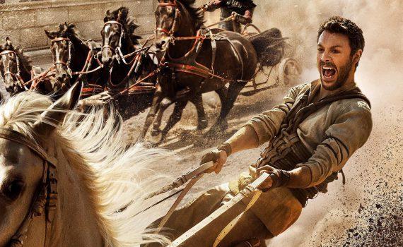 "Affiche du film ""Ben-Hur"""