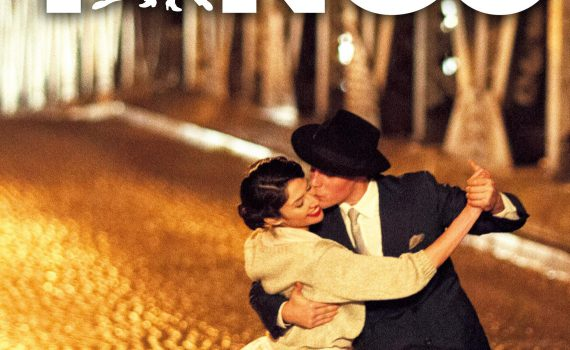 "Affiche du film ""Ultimo Tango"""