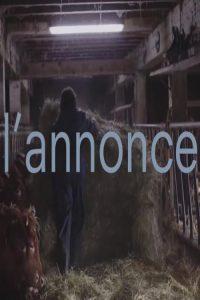 """Affiche du film """"L'annonce"""""""