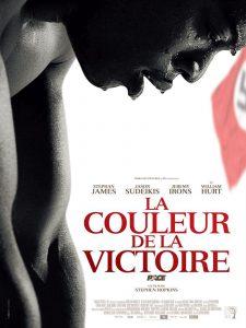 """Affiche du film """"La Couleur de la victoire"""""""