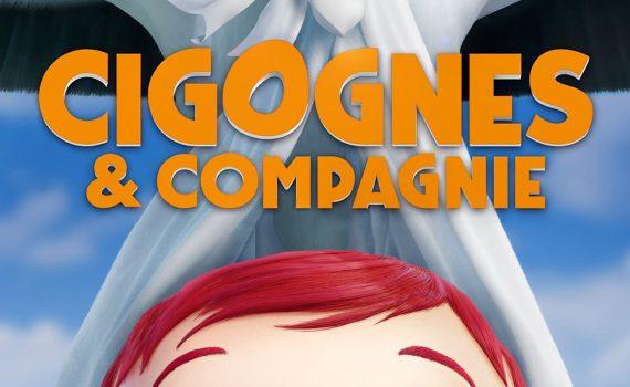 """Affiche du film """"Cigognes et compagnie"""""""