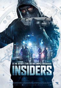 "Affiche du film ""Insiders"""