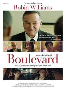 "Affiche du film ""Boulevard"""