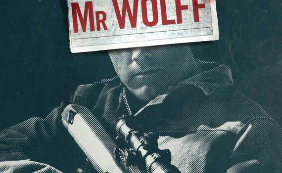 """Affiche du film """"Mr Wolff"""""""