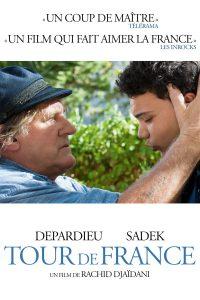 """Affiche du film """"Tour de France"""""""