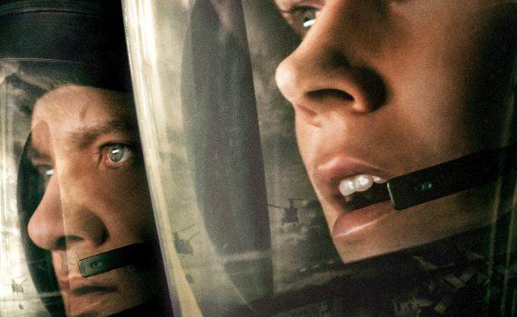 """Affiche du film """"Premier contact"""""""