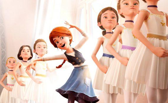 """Affiche du film """"Ballerina"""""""