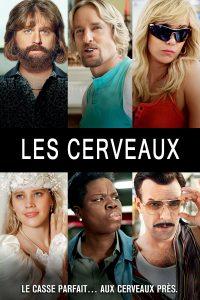 """Affiche du film """"Les Cerveaux"""""""