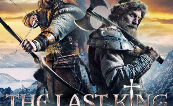 """Affiche du film """"The Last King"""""""