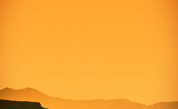 """Affiche du film """"Mimosas, la voie de l'Atlas"""""""
