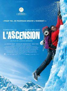 "Affiche du film ""L'ascension"""